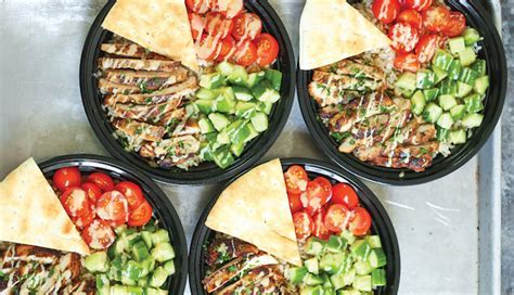 20 Delicious Recipes for Meal Prep Sunday   The Everygirl