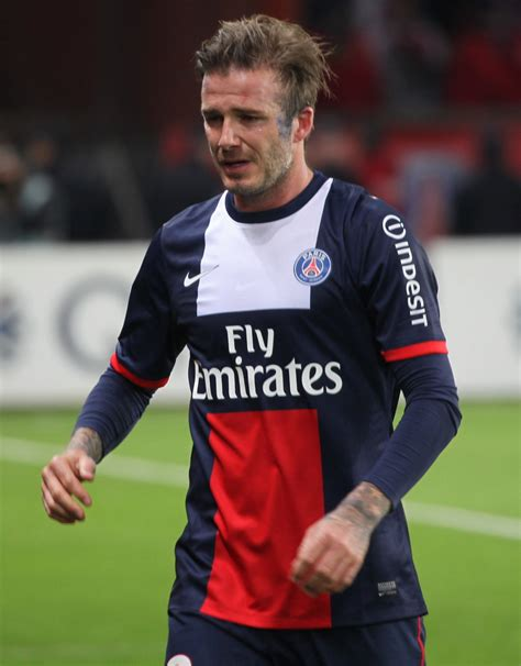 David Beckham Has by Cele Bitchy David Beckham Has A Cry At The End