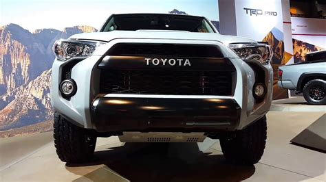 toyota 4runner 2017 2017 toyota 4runner review and information united cars