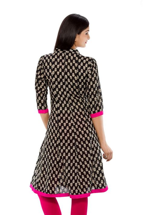 embroidery design for kurta neck buy a line kurta with embroidery on the neck online