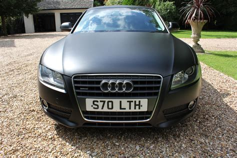 matte black audi a4 convertible audi car wrapping wrapping cars