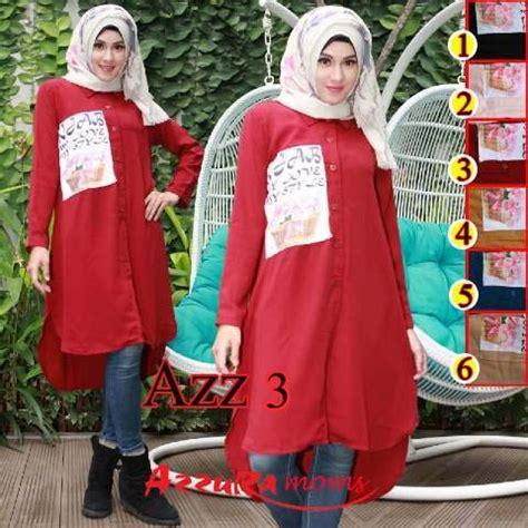 Gamis Azzura grosir gamis murah gamis azzura pusat grosir baju muslim