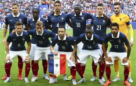 Equipe de france de football | Arts et Voyages L Equipe Foot