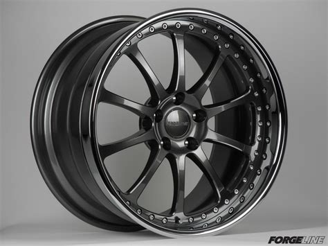 Our New Graphite Powder Coat Finish On A Zx3p Wheel With