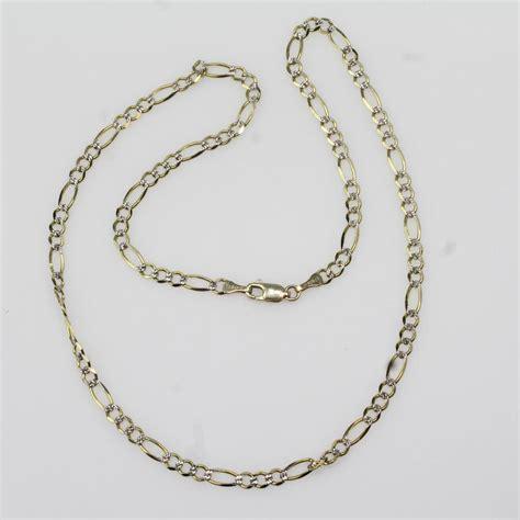 10kt gold 5 9g necklace property room