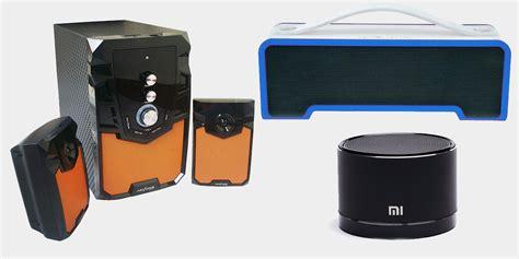 Speaker Aktif Bluetooth Terbaik 3 merek speaker bluetooth murah dan berkualitas di