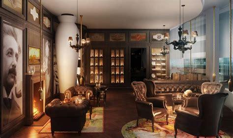 Cigar Room Ideas by Kameha Grand Cigar Lounge Cigar Lounge