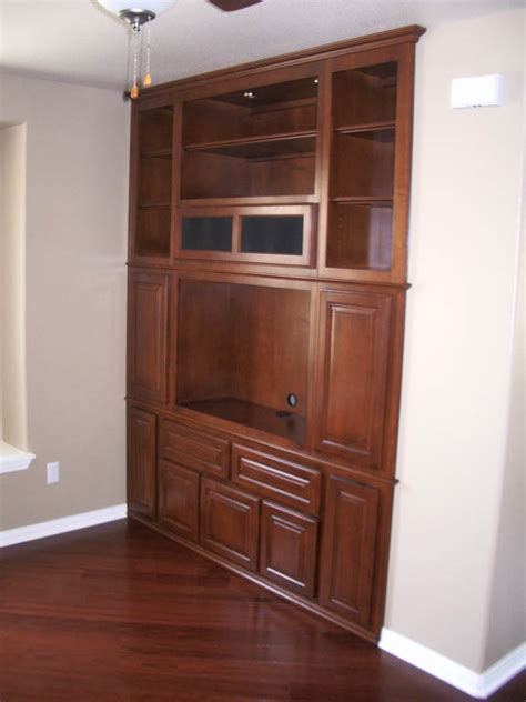 after custom wall unit cabinets c l design