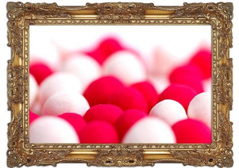 Sweety Gold Xl 26 pink and white sweet abstract mural printed wall mural