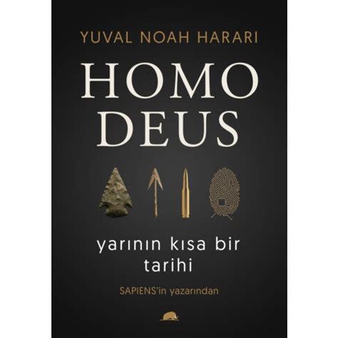 homo deus homo benim de okuyacaklarım var homo deus