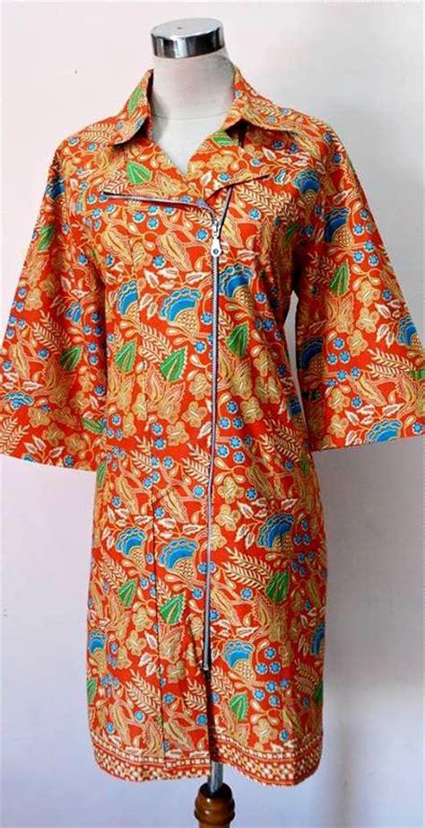 Blazer Oren dress batik jumbo model blazer orens baju kerja batik