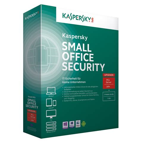 Antivirus Kaspersky Small Office Security antivirus kaspersky small office comprar precios antivirus baratos