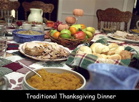 Traditional Thanksgiving Dinner Nyc 2017