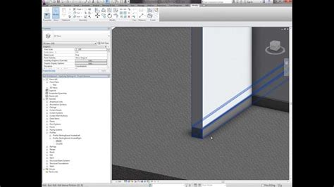 revit tutorial sweep revit architecture applying skirting using an integrated