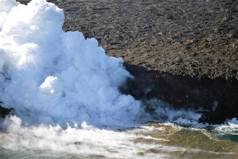 lava ocean entry boat tours coast guard eases ocean entry restrictions for four