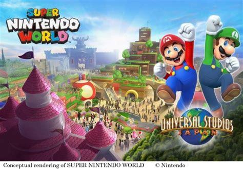 million super nintendo world coming  universal studios japan   blogs