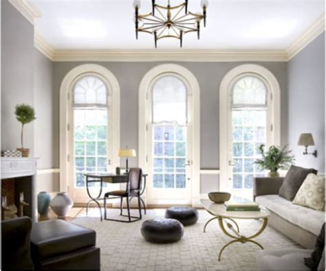 Oxford Blue Living Room Benjamin Sidewalk Gray This Is The Primary Color