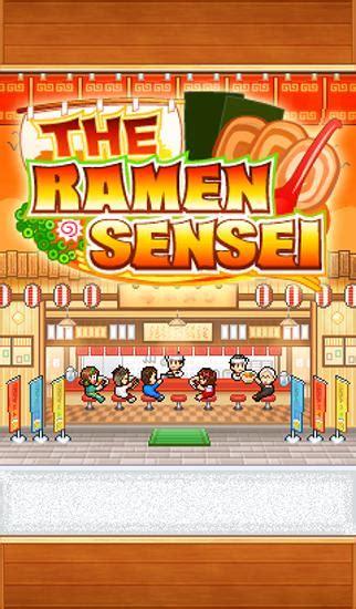 Ramen Sensei descargar the ramen sensei para android gratis el juego ramen sensei en android