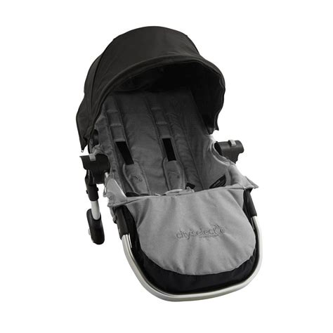 baby jogger select second seat black baby jogger city select second seat kit free shipping