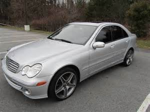 Mercedes C280 4matic 2006 Find Used 2006 Mercedes C280 4matic Awd Sedan