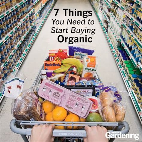 7 Things To About Organic by 7 Things You Need To Start Buying Organic
