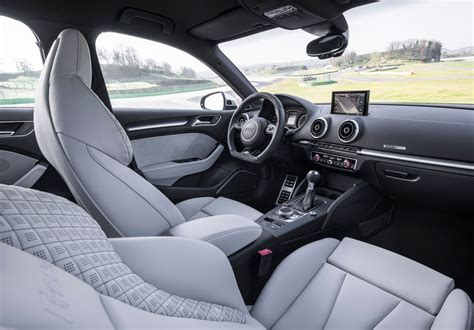 Audi Upholstery by Audi Rs3 Sportback Review 2015 Drive