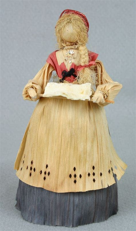 baby corn husk doll 3213 best dolls collectible and otherwise images on