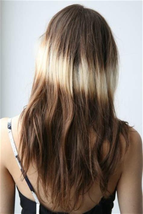 welke haarstijl past bij mij twee kleuren haar verven