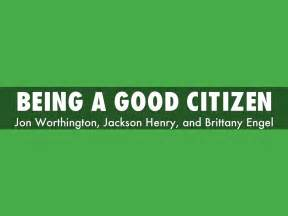 what does being a being a citizen by jonnyhsm