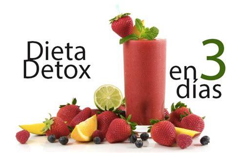 Dieta Detox 3 Dias Menu by Dieta Detox De 3 A 21 D 237 As Dietas