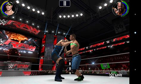 aptoide wwe 2k wwe 2k for android is safe 1