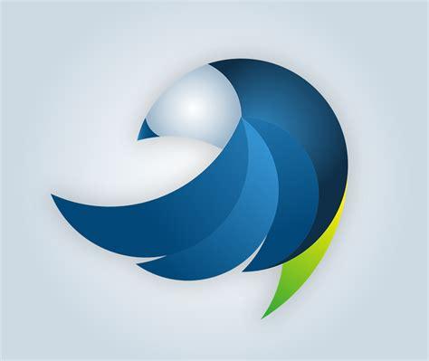 logo bird vector  vector graphic  pixabay