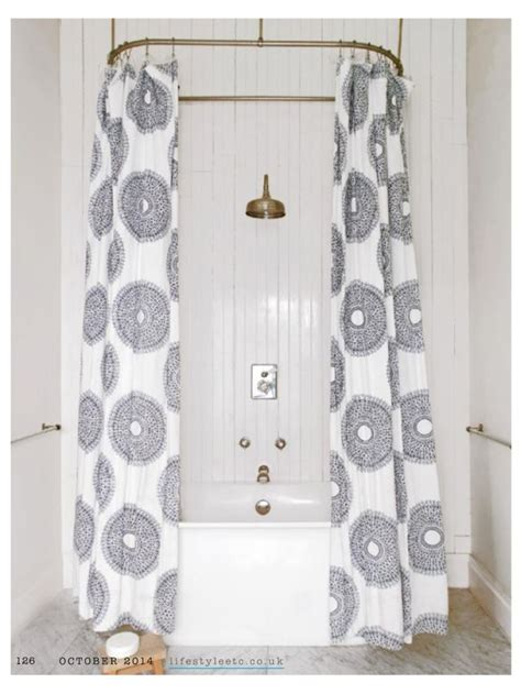 double shower curtains 309 best images about shower curtains on pinterest