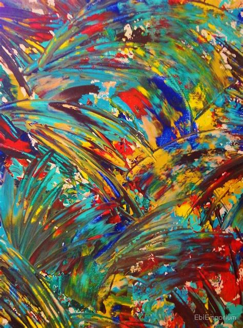 abstract pattern painting quot fireworks in color bold abstract acrylic painting