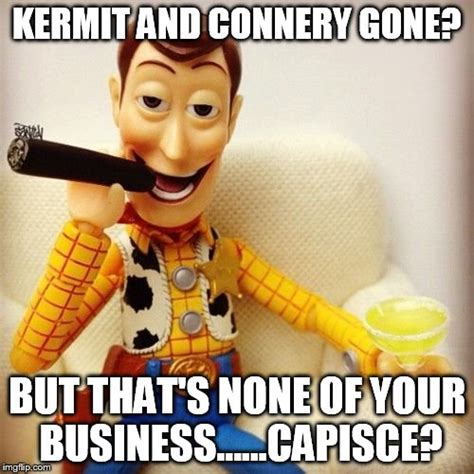 Haha Business Meme - r i p kermit and connery muah ha ha ha ha imgflip