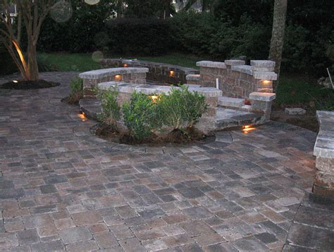 Design Of Paver Patio With Fire Pit Exterior Decor Concept Paver Patio Designs With Pit