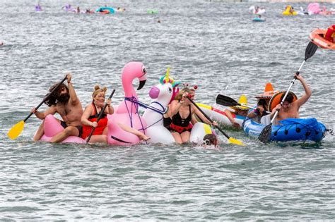 boat club manly manly inflatable boat race