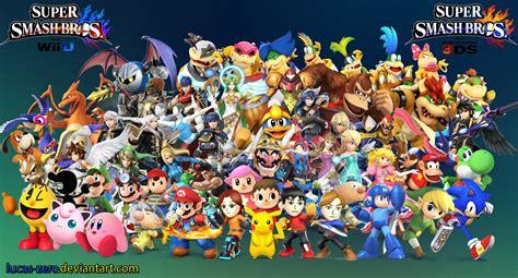 Smash Bros the test week is smashbros
