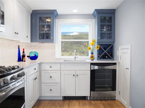 two tone kitchen cabinets white blue house stuff 35 two tone kitchen cabinets to reinspire your favorite