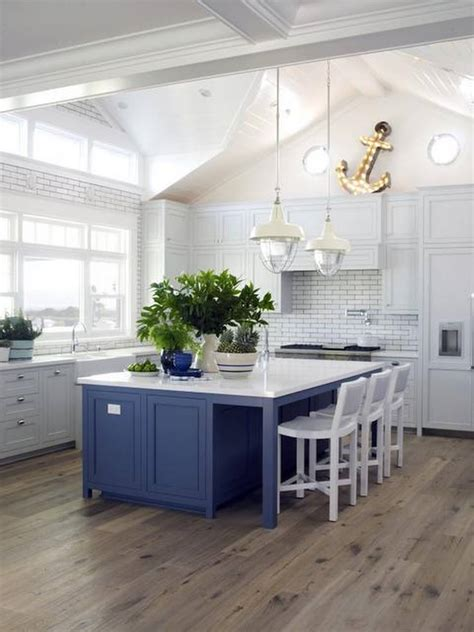 coastal living kitchen ideas kitchen due for a touch up here are some ideas the