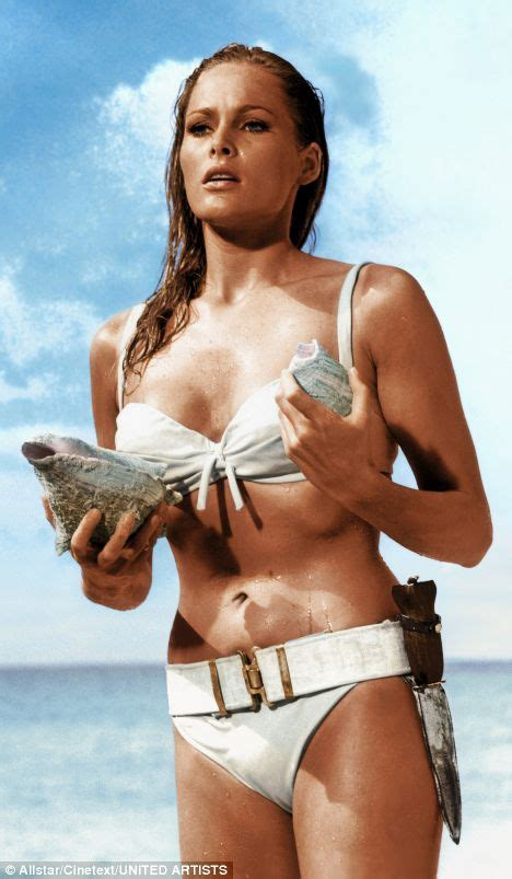 Jim Keller by My Bones Are Like Glass Why Bond Ursula Andress