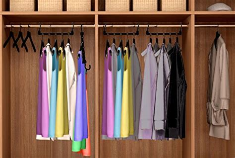 As Seen On Tv Closet Organizer by Magic Hangers As Seen On Tv Save Closet Space Clothes