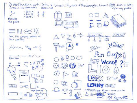 doodle drawing lesson plan doodle thursday going through braindoodles lessons