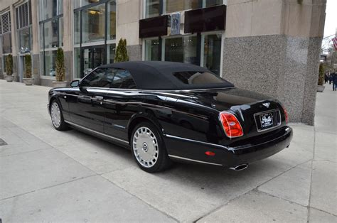 2009 bentley azure 2009 bentley azure stock gc1652 s for sale near chicago