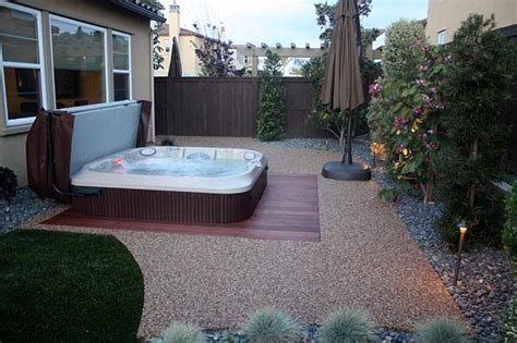 backyard jacuzzi small yard ideas pictures with 10 seat jacuzzi joy