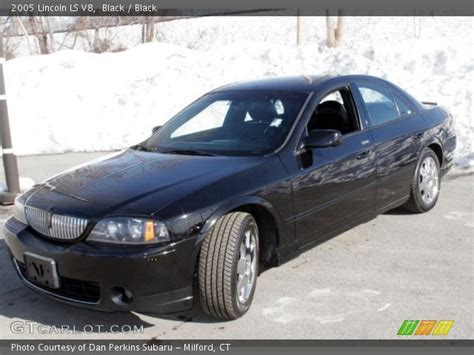 lincoln ls black black 2005 lincoln ls v8 black interior gtcarlot