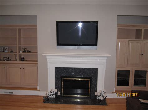 Mount Tv On Fireplace by New Milford Ct Mount Tv Above Fireplace Home Theater