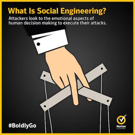 Social Engineering what is social engineering norton community