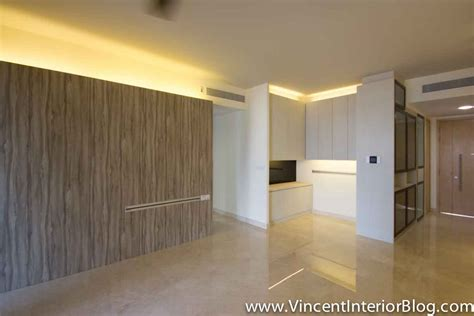singapore condominium parc seabreeze renovation  raymond