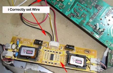 most popular way to modify lcd tv inverter board electronics